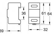 Thiết bị cắt lọc sét đường mạng CPR_RSP_RS485